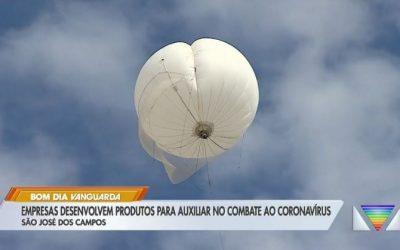 Empresas Desenvolvem Produtos Para Auxiliar No Combate Ao Coronavírus