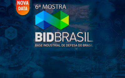 Nova Data: A Mostra da Base Industrial de Defesa do Brasil (Mostra Bid Brasil)