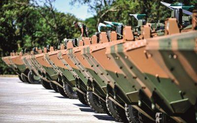 Plano de Articulação e Equipamento de Defesa (PAED)