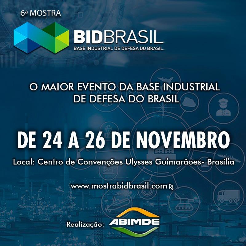 Vem aí - Amostra BID Brasil