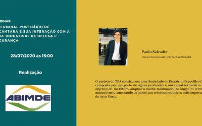 ABIMDE promove webinar sobre projetos estratégicos em Alcântara (MA)