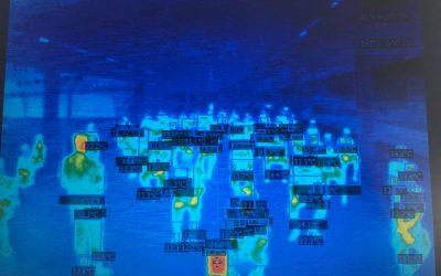ITA emprega equipamento desenvolvido pelo grupo Akaer para monitoramento de temperatura