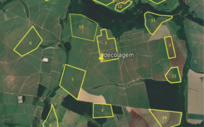 XMobots desenvolve mapeamento de plantações em áreas esparsas