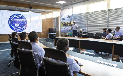 SEFA inaugura Observatório de Administração da Aeronáutica