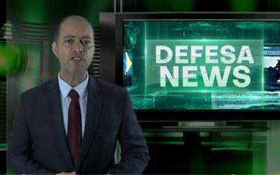 Defesa News mostra a primeira militar feminina a concluir o curso de viaturas blindadas