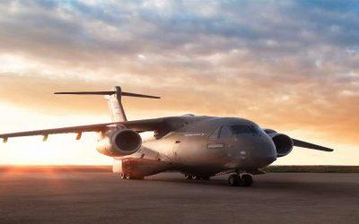 C-390 Millennium recebe o Grand Laureate de Defesa concedido pela Aviation Week