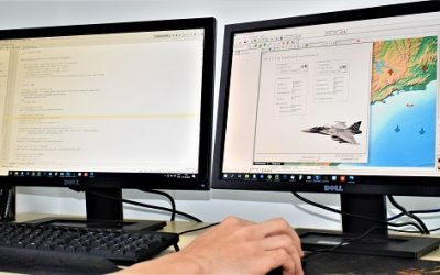 DCTA desenvolve protótipo de ambiente de simulação de cenários operacionais