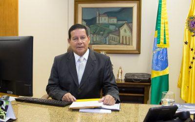 Diretoria da ABIMDE se reúne com vice-presidente Mourão e entrega PLP 244/20