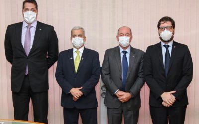 ABIMDE se reúne com ministros do MD e MCTI com pauta em prol da BIDS