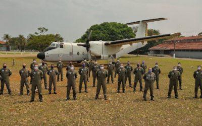 """1° Esquadrão de Aviões de Interceptação e Ataque participa do Exercício Conjunto """"NÚNTIUS – 2020"""""""