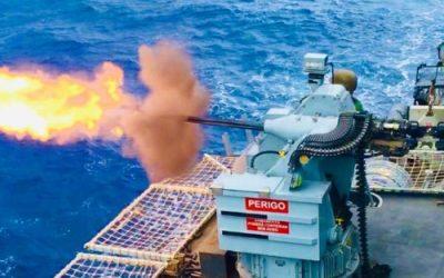 """Navio-Patrulha Oceânico """"Apa"""" participa da Operação """"Grand African Nemo 2020"""""""