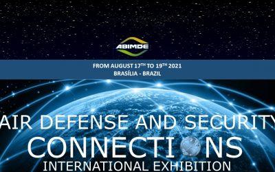 ABIMDE lança Feira Internacional Adesco (Air Defense And Security Connections International Exhibition)
