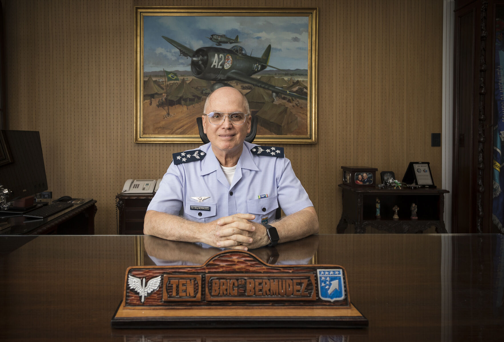 FAB destaca dois anos de Comando do Tenente-Brigadeiro Bermudez