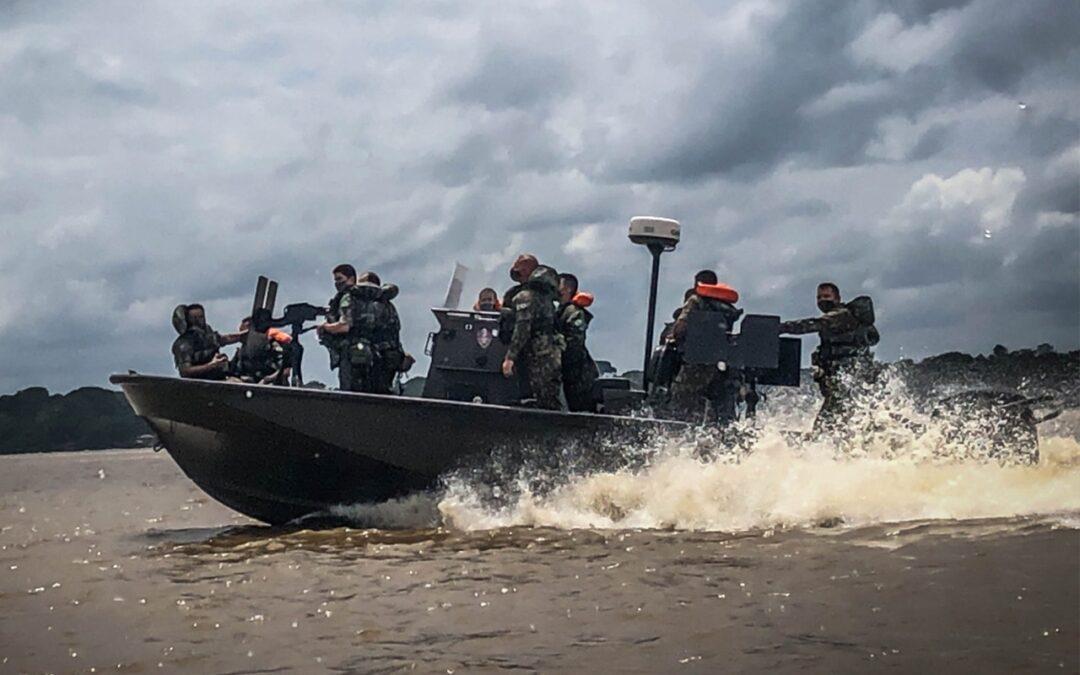 Pilotos de embarcações fluviais recebem adestramento no PA