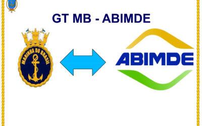 ABIMDE e Marinha elaboram relatório para ações em conjunto em prol da BIDS