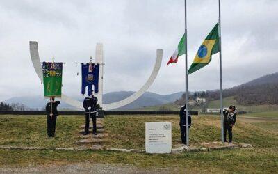 Cerimônia na Itália celebra 76 anos da vitória brasileira em Monte Castelo
