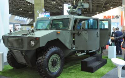 Polícia Militar de Rondônia contará com blindados Gladiador II