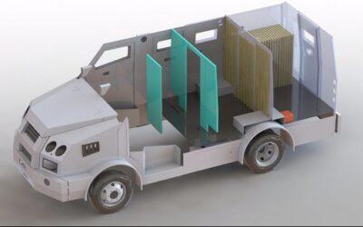 IS – Indústria da Solução e T4S levam blindagem elétrica para FedEx