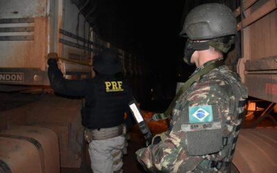 Exército apoia fiscalização da rodovia Transamazônica no Pará