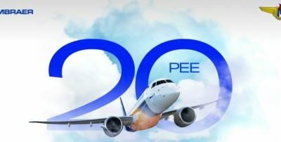 Embraer comemora 20 anos de Programa em parceria com o ITA