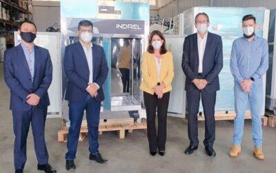 FIESC conclui doação de 30 câmaras de resfriamento para vacinas ao estado de SC