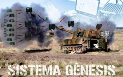 Sistema Gênesis da IMBEL é empregado no 1º Tiro Digital de Artilharia do Exército