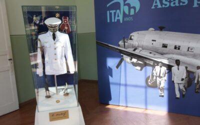 Exposição comemora 70 anos do Instituto Tecnológico de Aeronáutica (ITA)