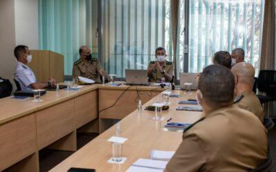 Ministério da Defesa promove reunião para debater atividades de Meteorologia e Oceanografia
