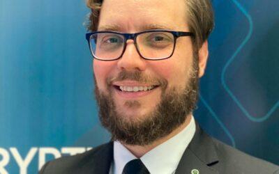 Roberto Gallo, CEO da Kryptus, participa do Enaex destacando o potencial do comércio exterior do setor de defesa